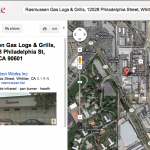 Rasmussen on google maps