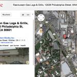 Rasmussen on google maps