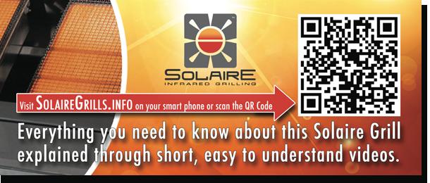 SolaireGrills.info Sticker